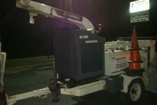 Wood Chipper Delivery 400 Miles photo