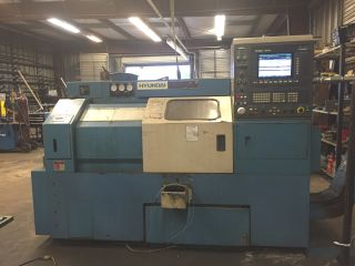 1996 Hyundai Hit - 18s Cnc Lathe photo