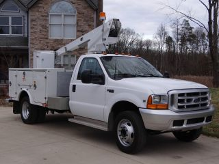 1999 Ford F450 photo