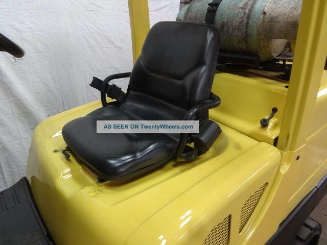 2011 Hyster S120ft 12000lb Cushion Forklift Lpg Lift Truck