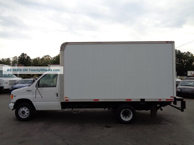 Tractor Lift Gate : Ford e box truck lift gate