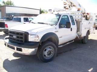 2007 Ford F550 photo