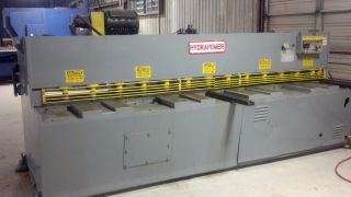 Hydrapower Shear 12 ' photo