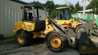 2012 Volvo L20f Wheel Loader photo