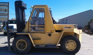Caterpillar 18,  000lb Capacity Forklift,  Propane,  Baltimore,  Maryland photo