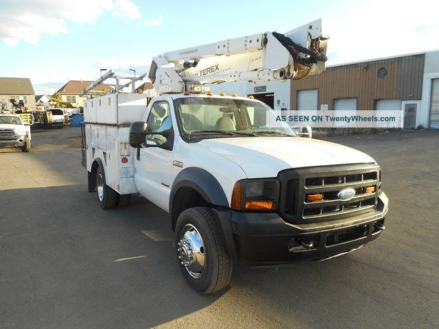 2006 Ford f450 bus