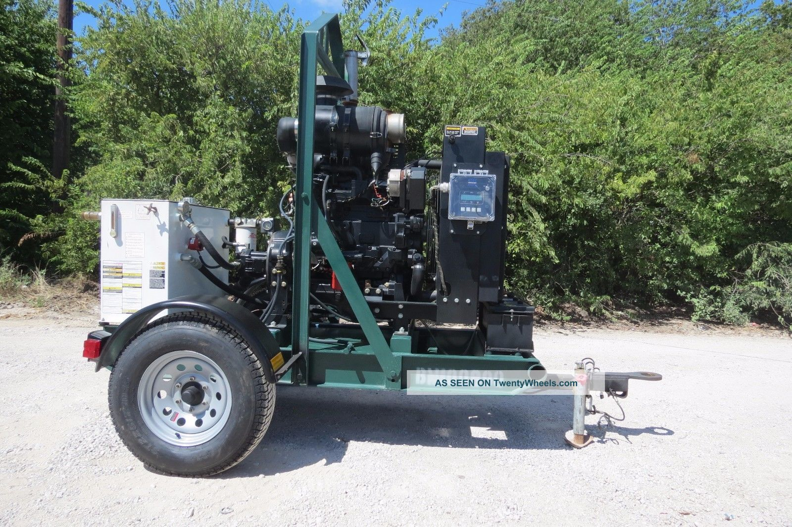 Gorman rupp t series for Submersible hydraulic pump motor