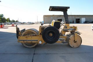 1990 4 - 6 Ton Ferguson Roller photo