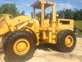 73 ' Caterpillar 966c Wheel Loader photo
