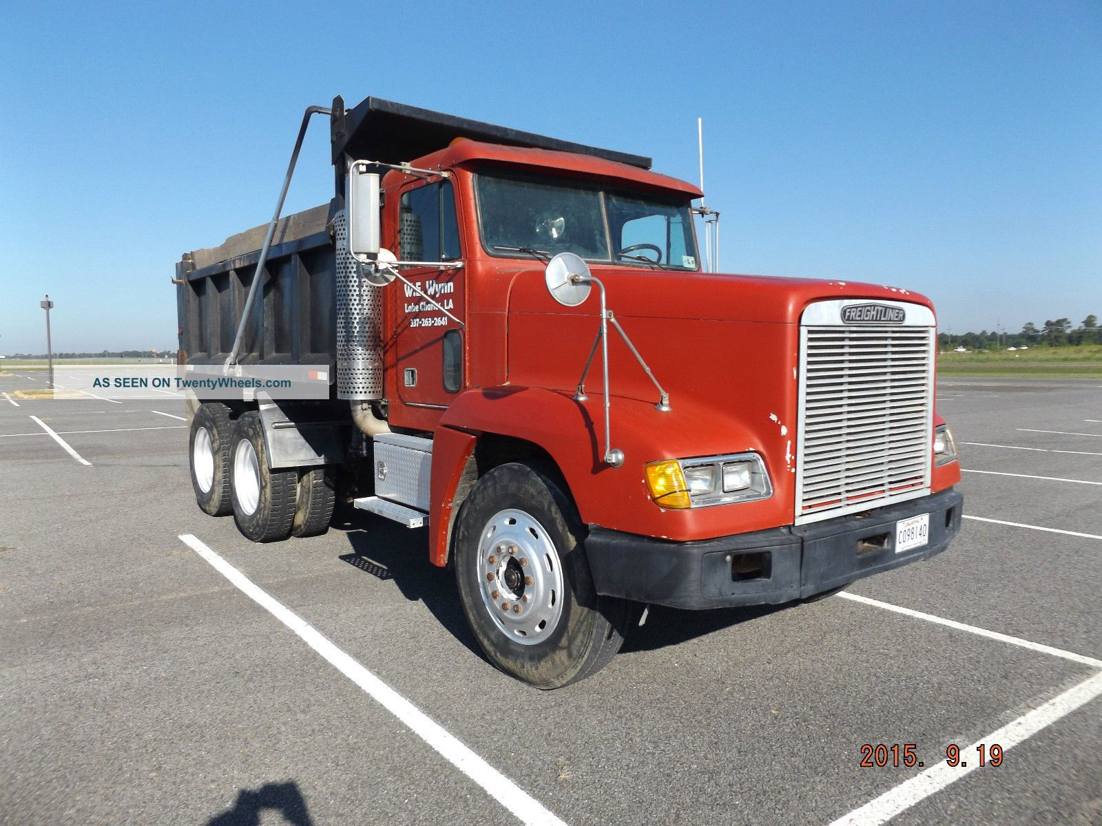 Freightliner Fld120 Show Truck >> 1989 Freightliner Conventional Pictures to Pin on Pinterest - PinsDaddy