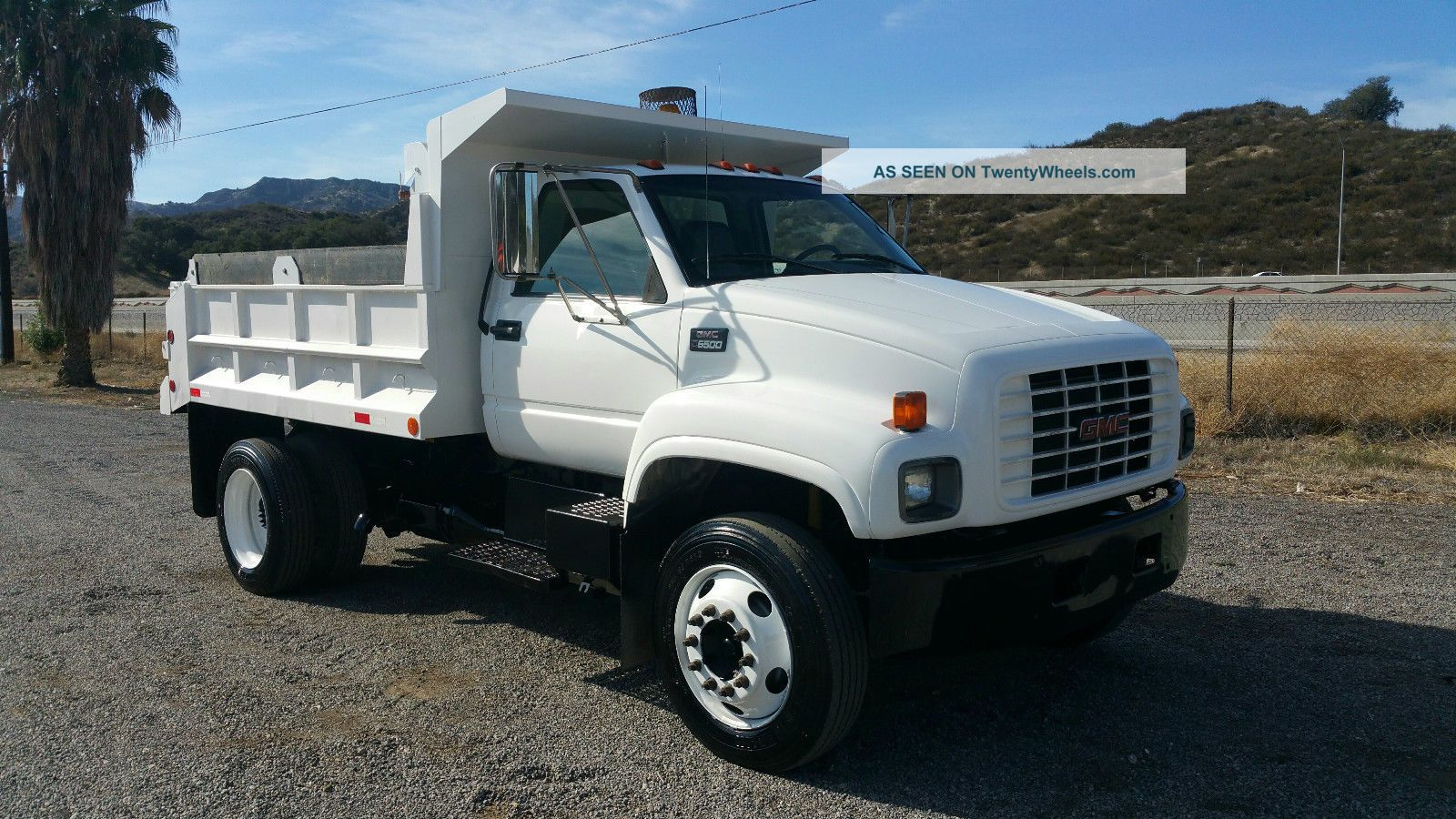 Gmc 6500 Dump Truck >> 1997 Gmc C6500