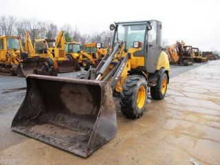 2005 Volvo L25b Wheel Loader,  Cab,  Air,  Good Tires,  4987 Hours photo