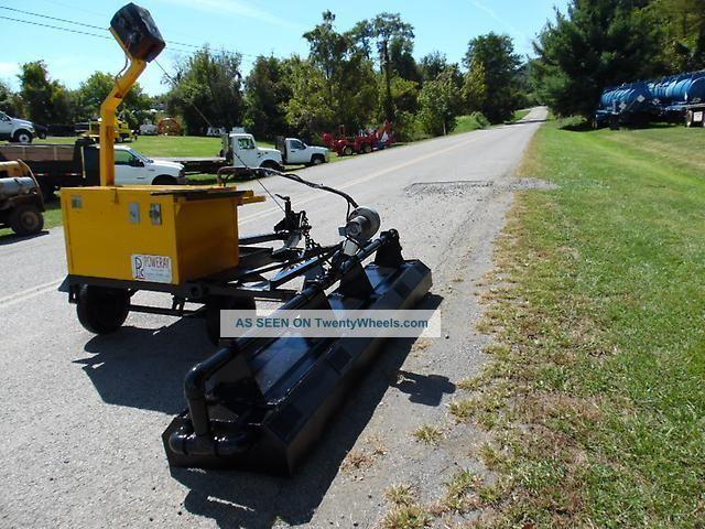 Poweray Tech Os90 Infrared Portable Asphalt Heater Pavers - Asphalt & Concrete photo