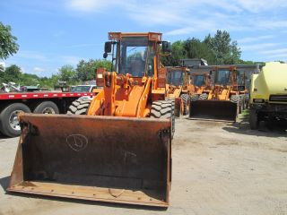2001 Case Wheel Loader 621c With 4 - In - 1 Bucket photo