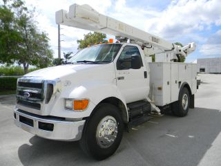 2008 Ford F650 Xl photo