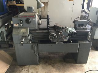 Engine Lathe 12