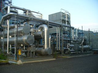 Johnson Controls Chiller Skid photo