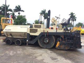 2005 Blawknox Pf3200 Paver Ingersoll Rand photo