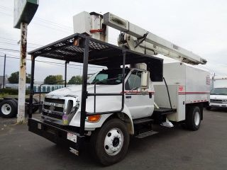 2007 Ford F750 photo
