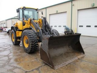 2012 Volvo L50f Wheel Loader,  Cab,  A/c,  Gp Bucket W/coupler,  Only 2398 Hours photo