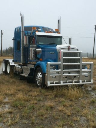 2011 W900l Kenworth photo