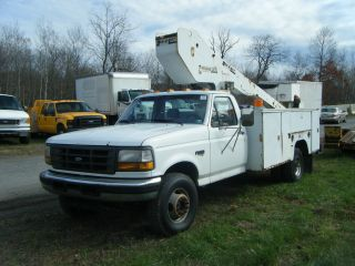 1995 Ford F - 450 Duty Xl photo