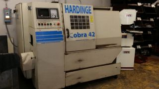 Hardinge Cobra 42 2 - Axis Cnc Lathe - photo