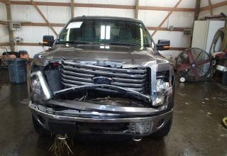 2012 Ford F150 4wd V6 Xlt photo