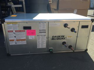 Daikin Mcquay Destiny Air Handler Lah002adh Hvac Continuous Flow Crac Assist photo