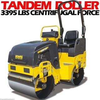 Bomag Bw900 - 50 Tandem Roller,  37