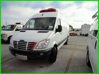 2012 Freightliner Sprinter Cargo Refrigeration photo