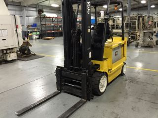 Video Yale Forklift Erc080 295 Hours 8000lb photo