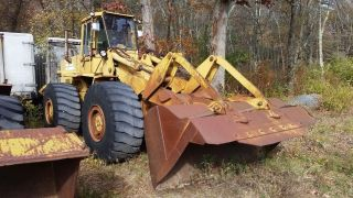 1990 Fiat - Allis Fr20 Loader photo