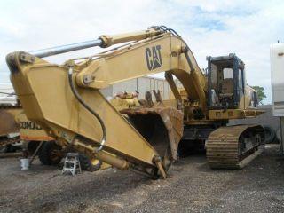 95 Caterpillar 350l Excavator 15k Hrs. photo