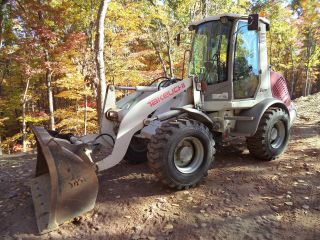 2008 Takeuchi Tw65 Wheel Loader photo
