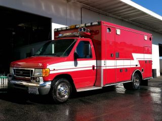 2006 Ford E - 450,  Type Iii,  By Road Rescue photo