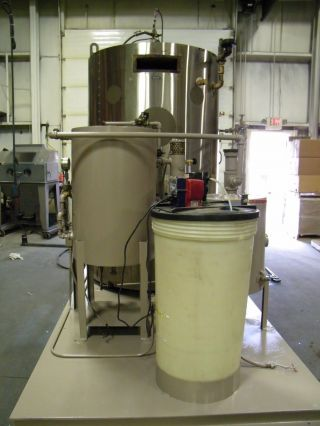 Fulton Boiler Skid 50 Hp,  Boiler Skid,  Fulton Boiler photo