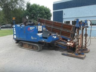 2000 American Augar Dd - 3 Directional Drill,  Boring,  Hdd,  Drilling photo