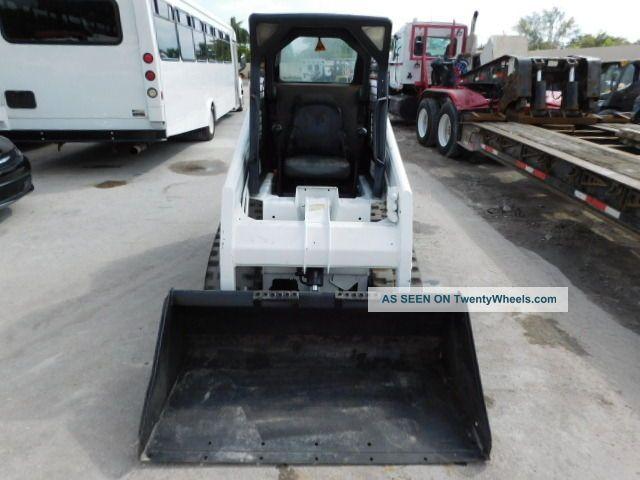 2007 Bobcat T - 140 Steer Track Loader - Quick Attach Bucket