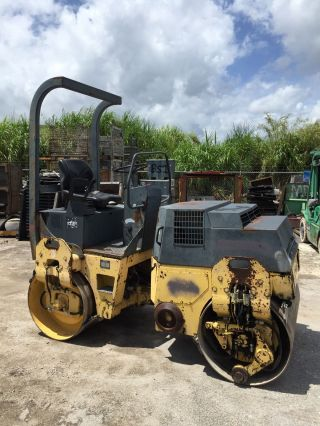 Bomag Compactor Bw 120 Ad - 3 Vibratory Roller photo