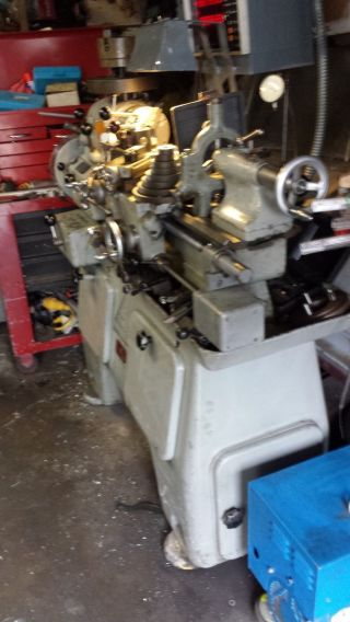 Hembrug Lathe Dr1s photo