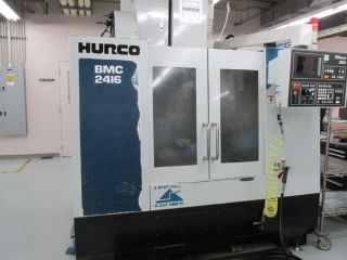 Hurco Bmc - 2416 Cnc Vertical Machining Center photo