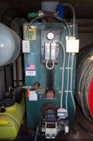2005 Thawzall 6a Heater. photo