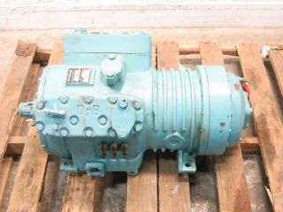Dunham Bush 204uphfrmfar60 3ph 460v - Ac 162 - 400psi Compressor D514281 photo
