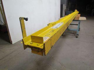 Konecranes Wall Bracket Jib Crane 1/2 Ton Cap 19 ' - 9