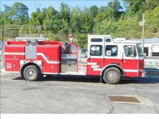 1996 Emergency One Custom Pumper photo