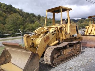 Cat 953 Track Loader photo