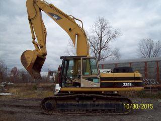 Caterpillar 330b L Excavator photo