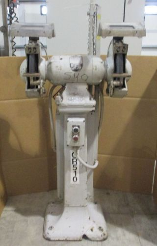 Rockwell Mfg.  Dual End Pedestal 10