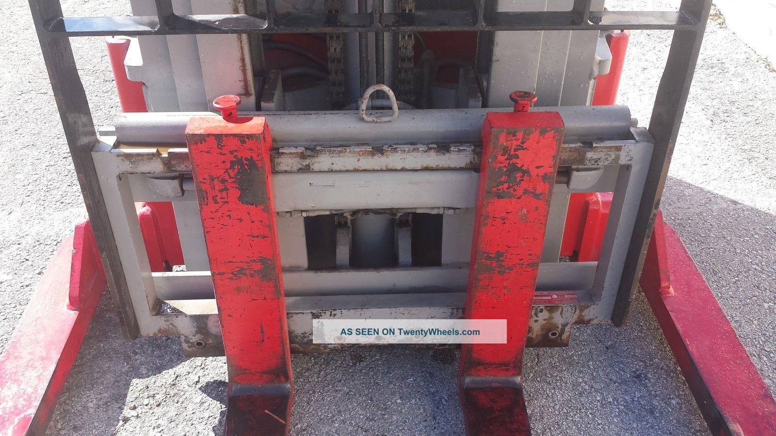 Raymond Forklift Walk Behind Pallet Stacker Dsx40
